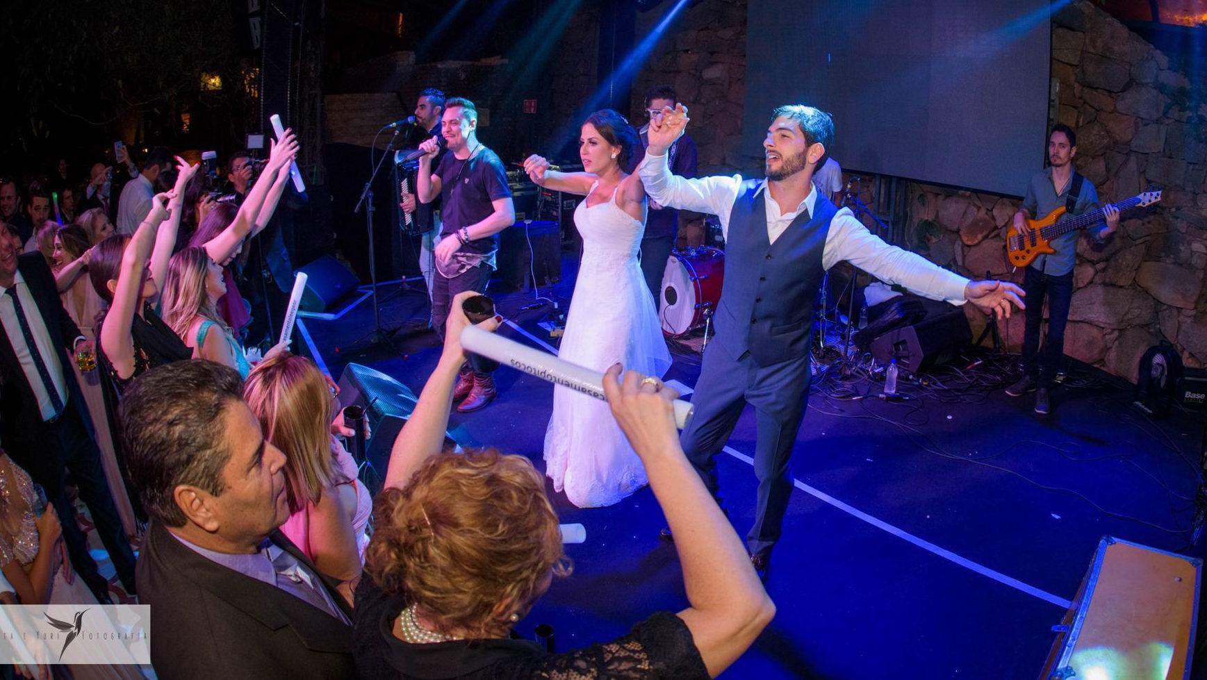 Banda para o casamento: Como acertar na escolha