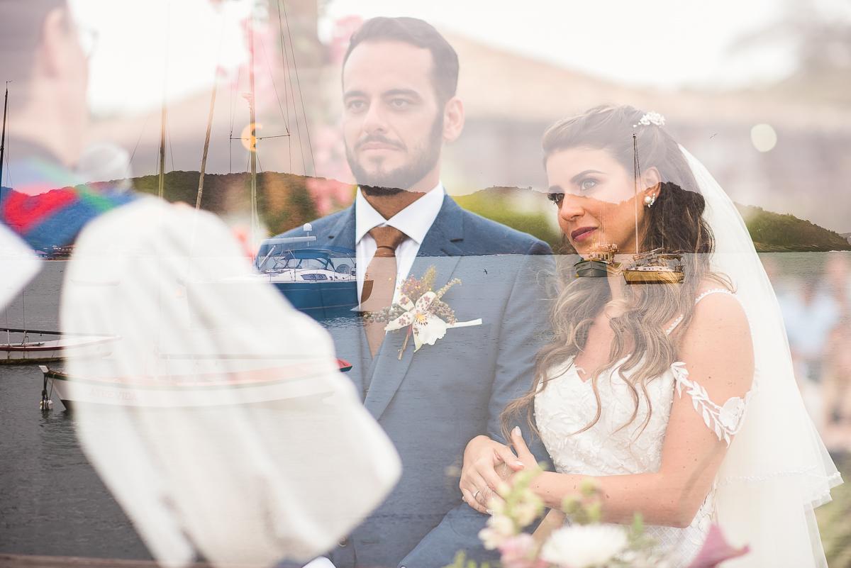 casamento florido em Búzios