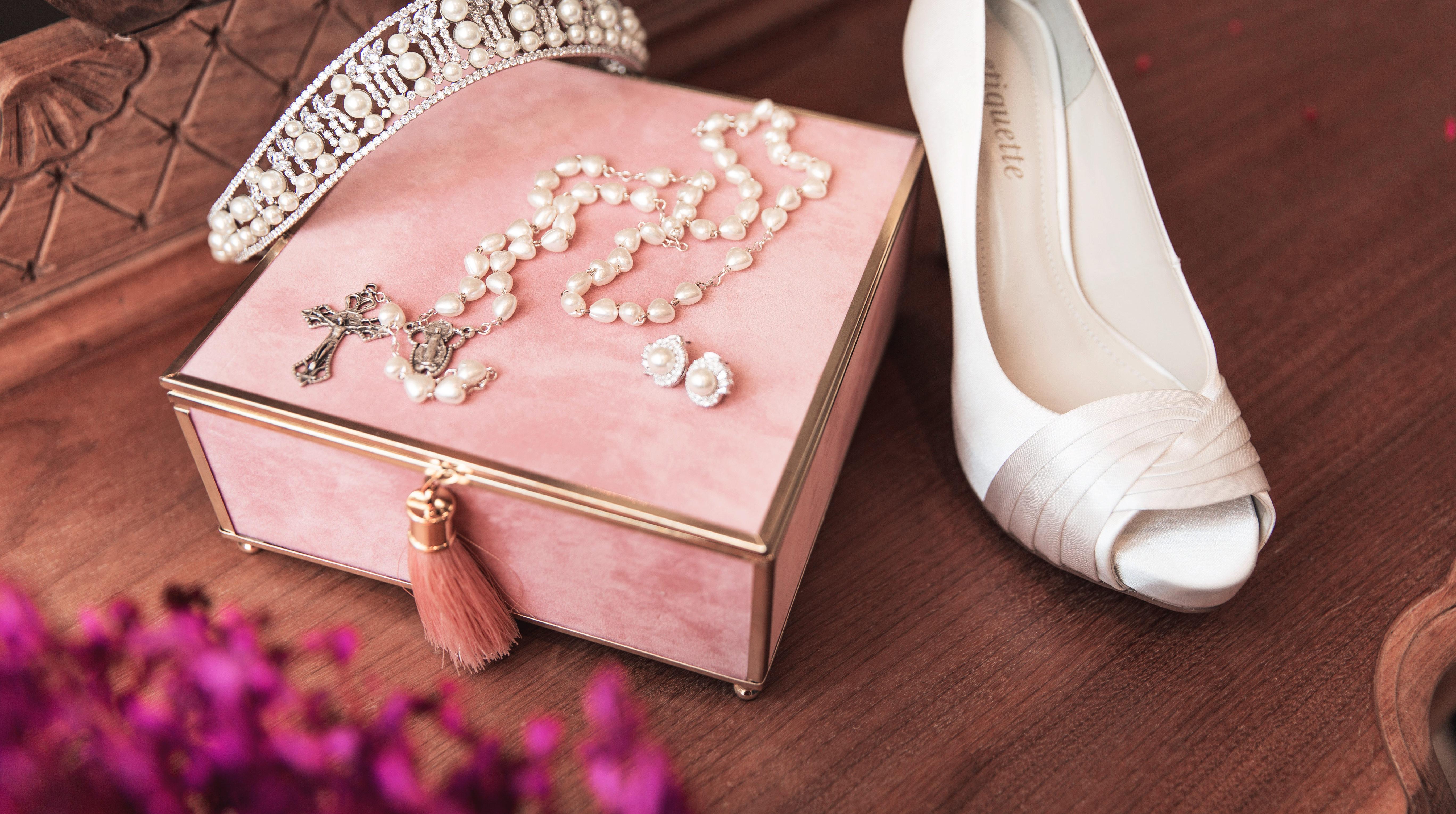 Terço para noiva: Quando e como usar