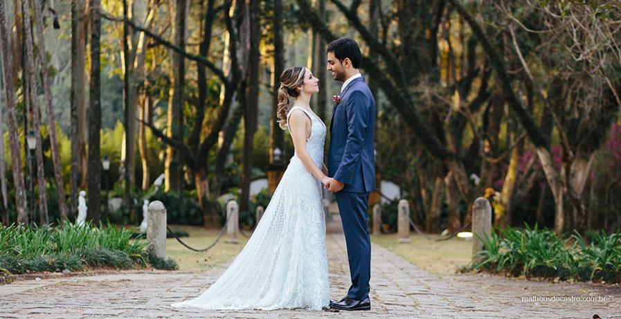 Casamento na Fazenda Santa Bárbara: Paty e Vini