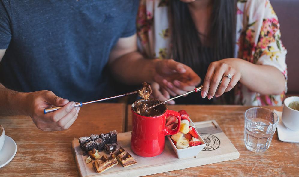 Receita de fondue para o Dia dos Namorados