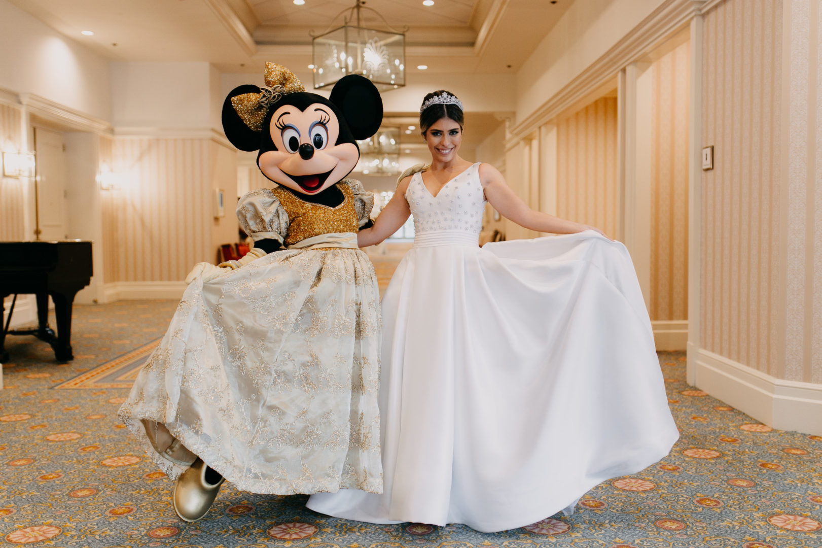 casar na Disney