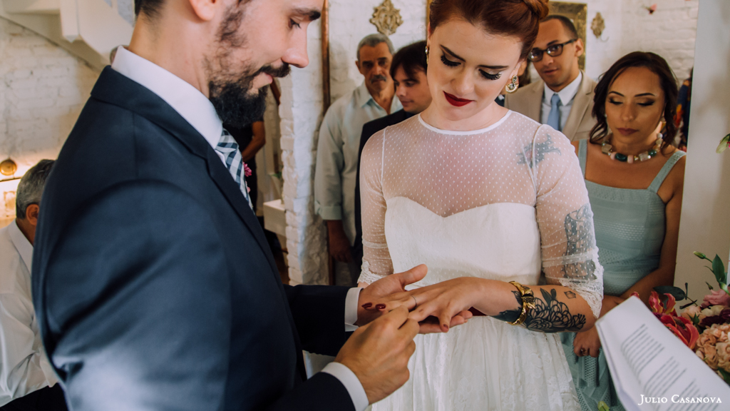 miniwedding moderno