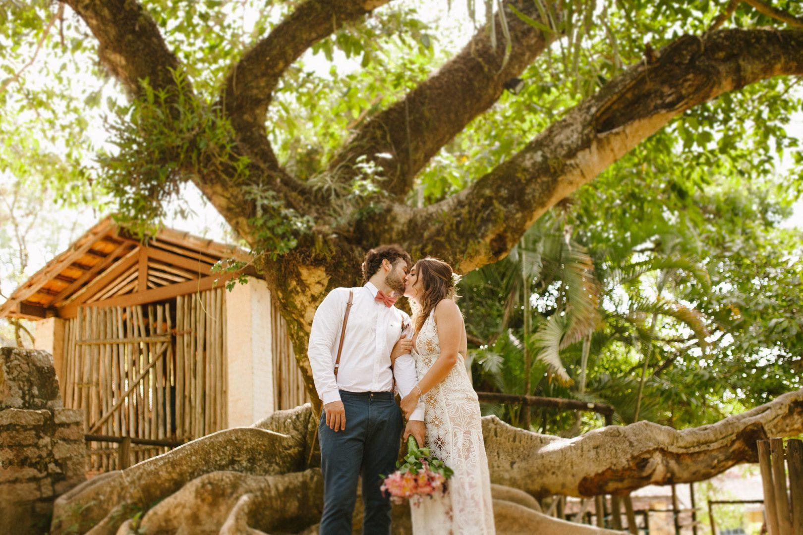 miniwedding romântico