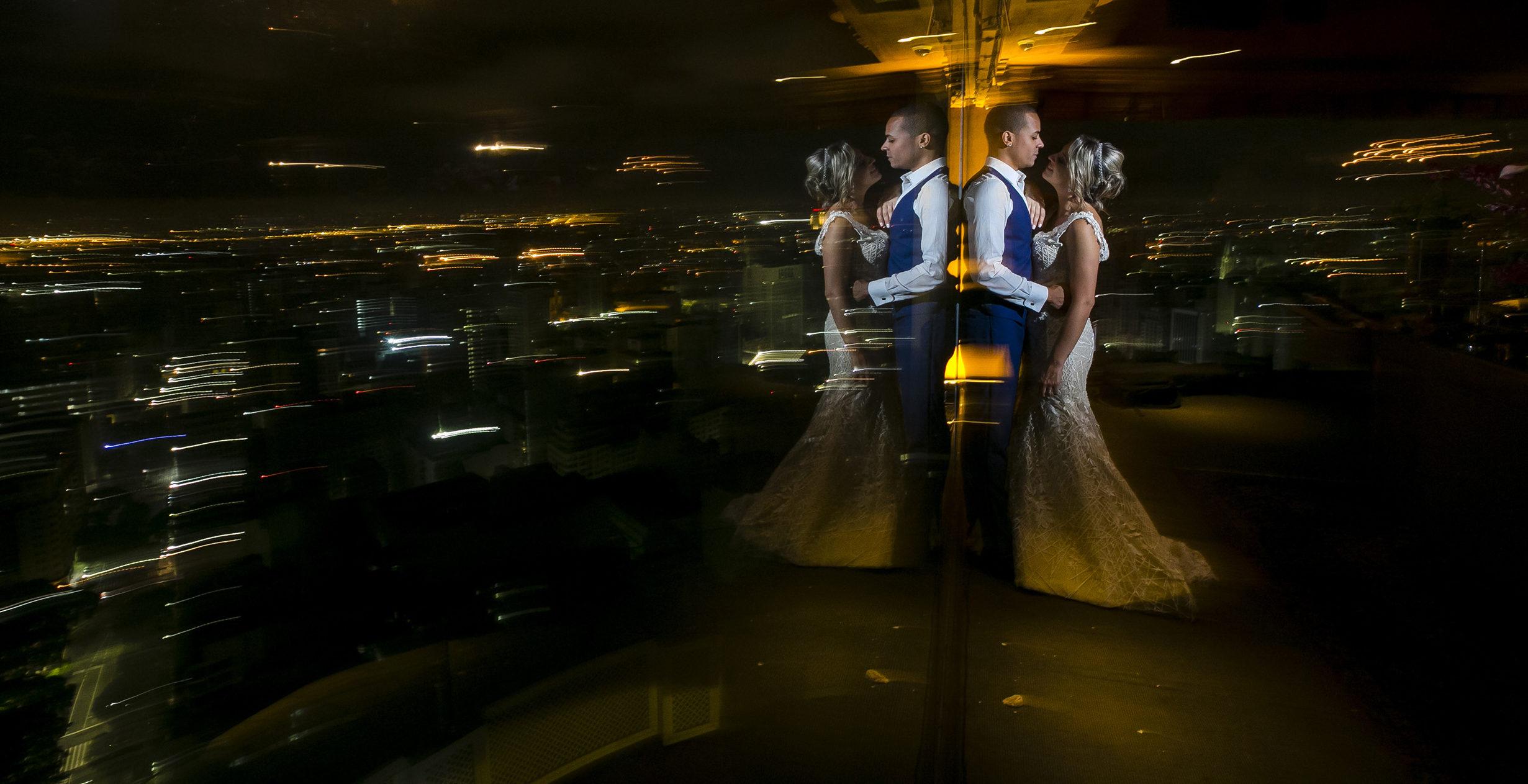 Casamento no Terraço Itália: Renata e Mauricio