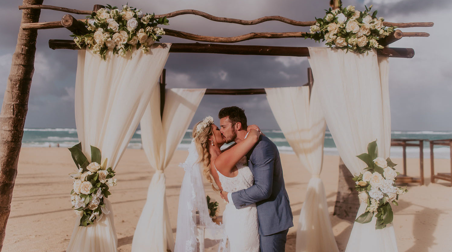 Destination wedding em Punta Cana: Fernanda e Daniel