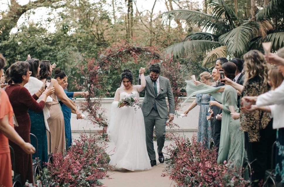 Casamento no Palácio Tangará: Ligia e Caio
