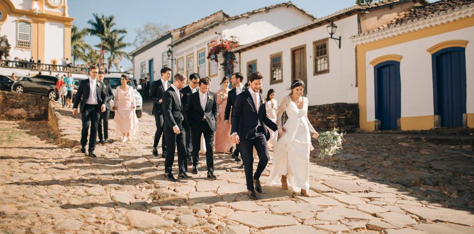 Casamento em Tiradentes: Letícia e Simon