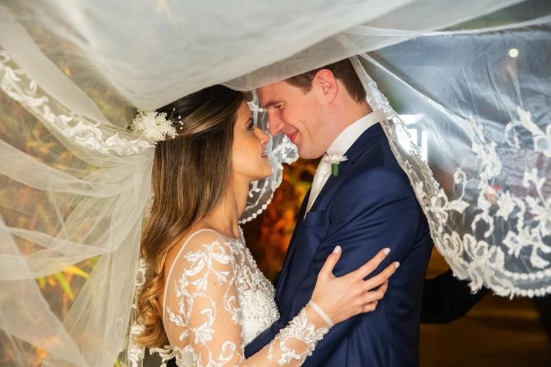 Casamento clássico na Casa Itaim: Raquel e Alexandre