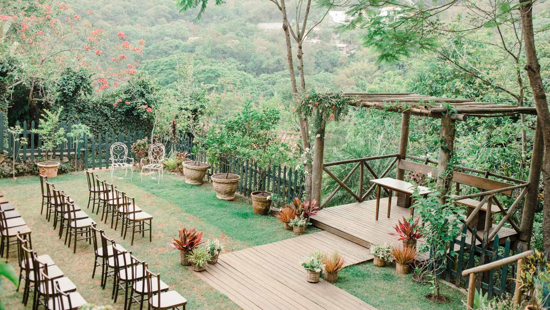 Miniwedding na Serra da Cantareira: Aline e Bruno