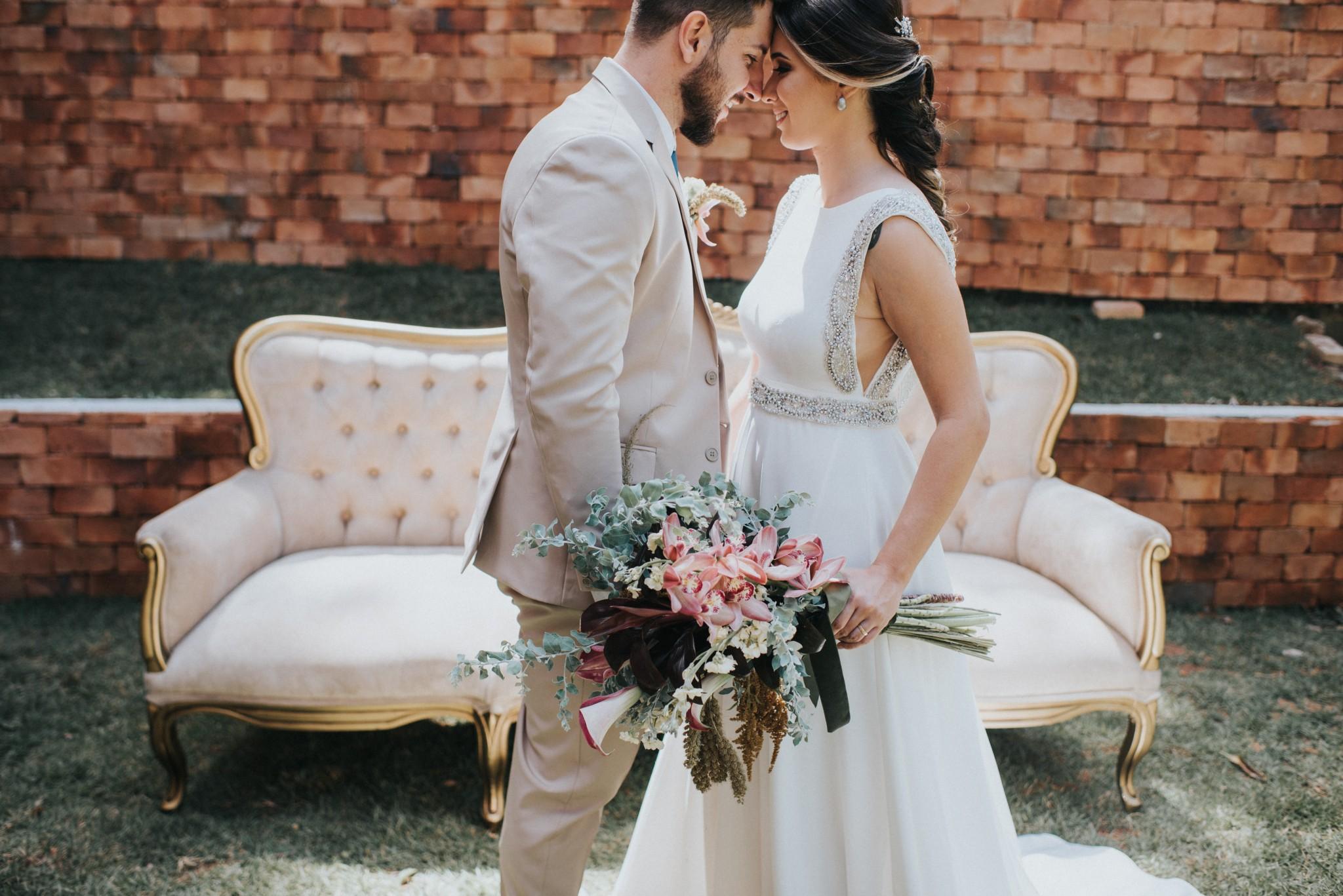 Miniwedding inspirado na Toscana: Bruna e Lucas