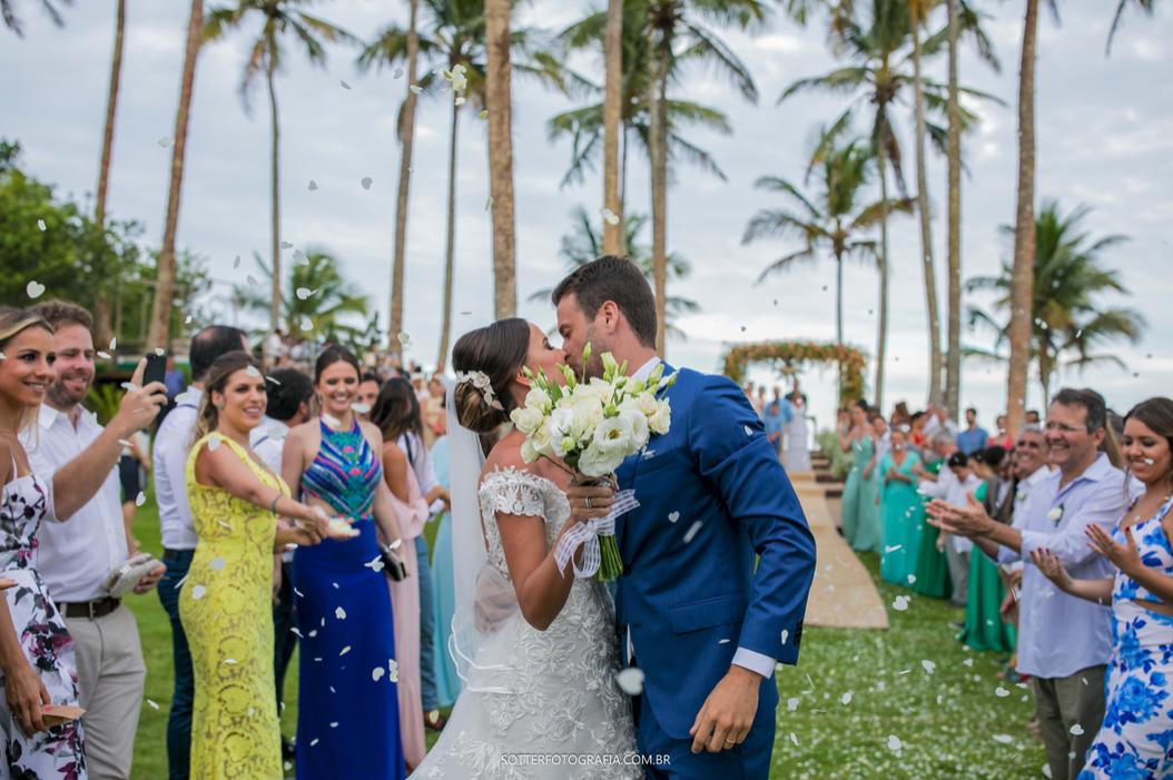 Vantagens de fazer cerimônia e festa de casamento no mesmo lugar