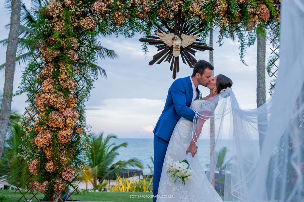Casamento em Trancoso: Miryan e Diogo