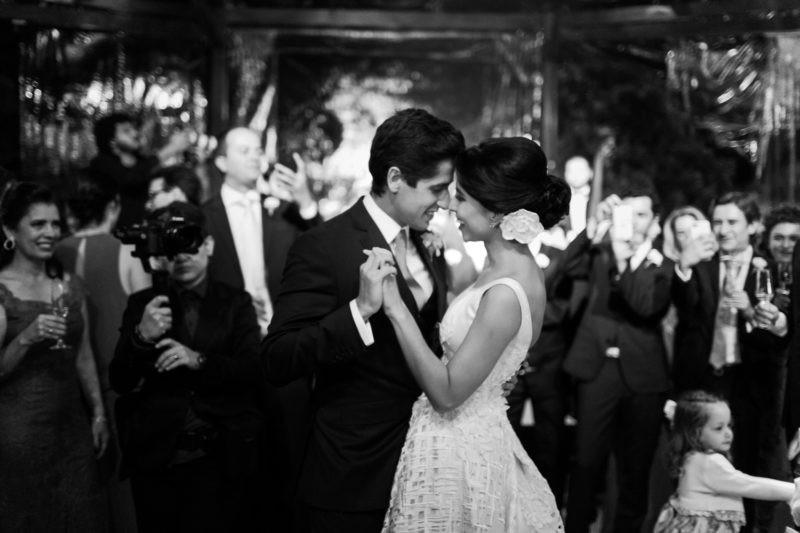 Músicas para a primeira dança dos noivos