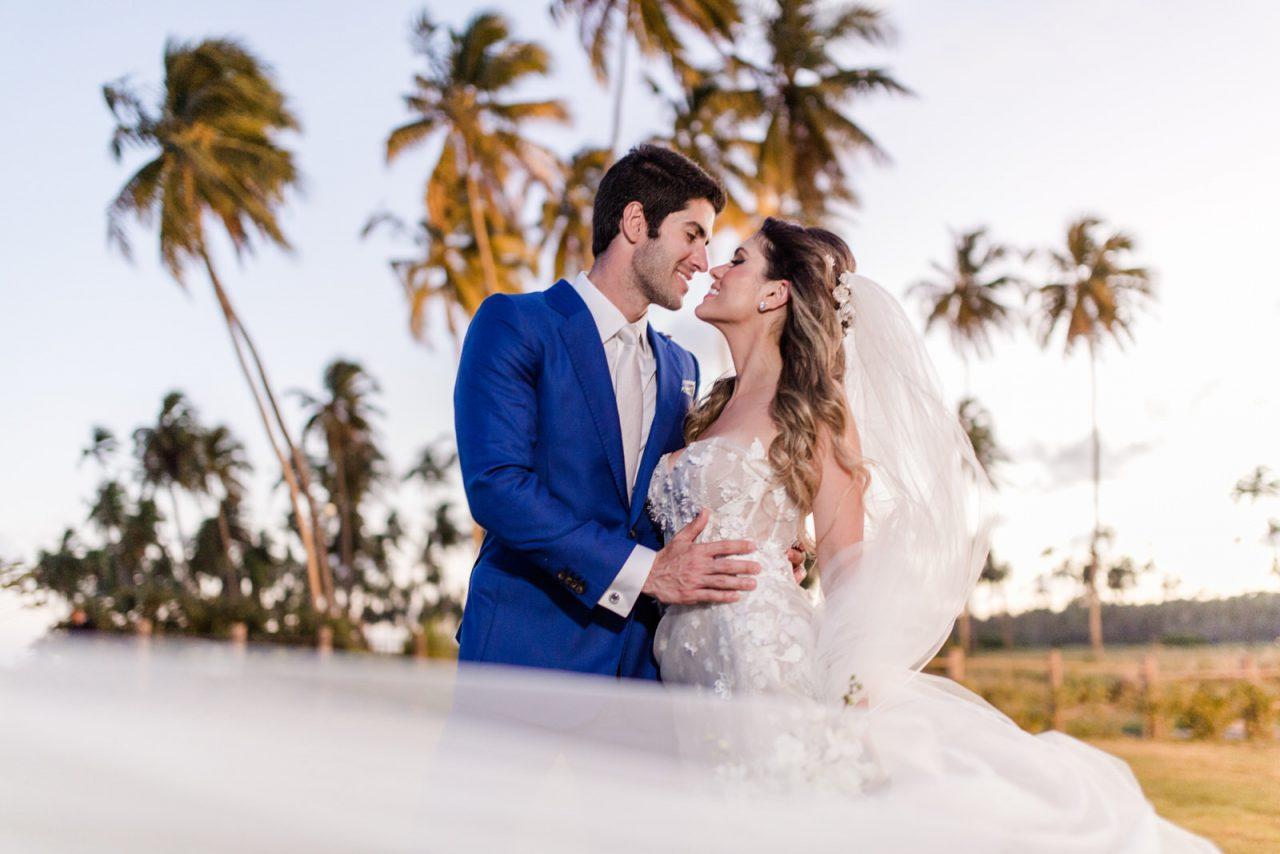 Destination wedding em São Miguel dos Milagres: Lívia e Rafael