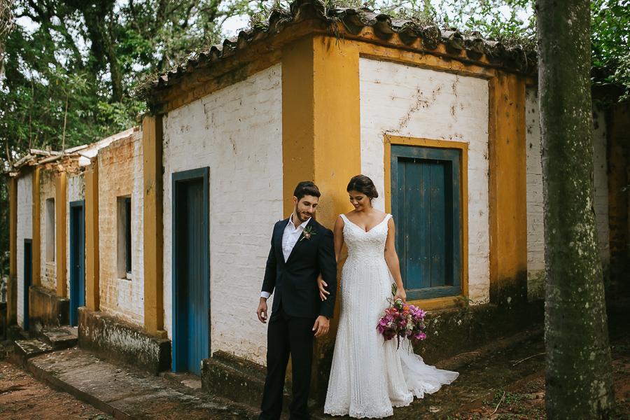Casamento na Fazenda Santa Barbara: Luciana e Rafael