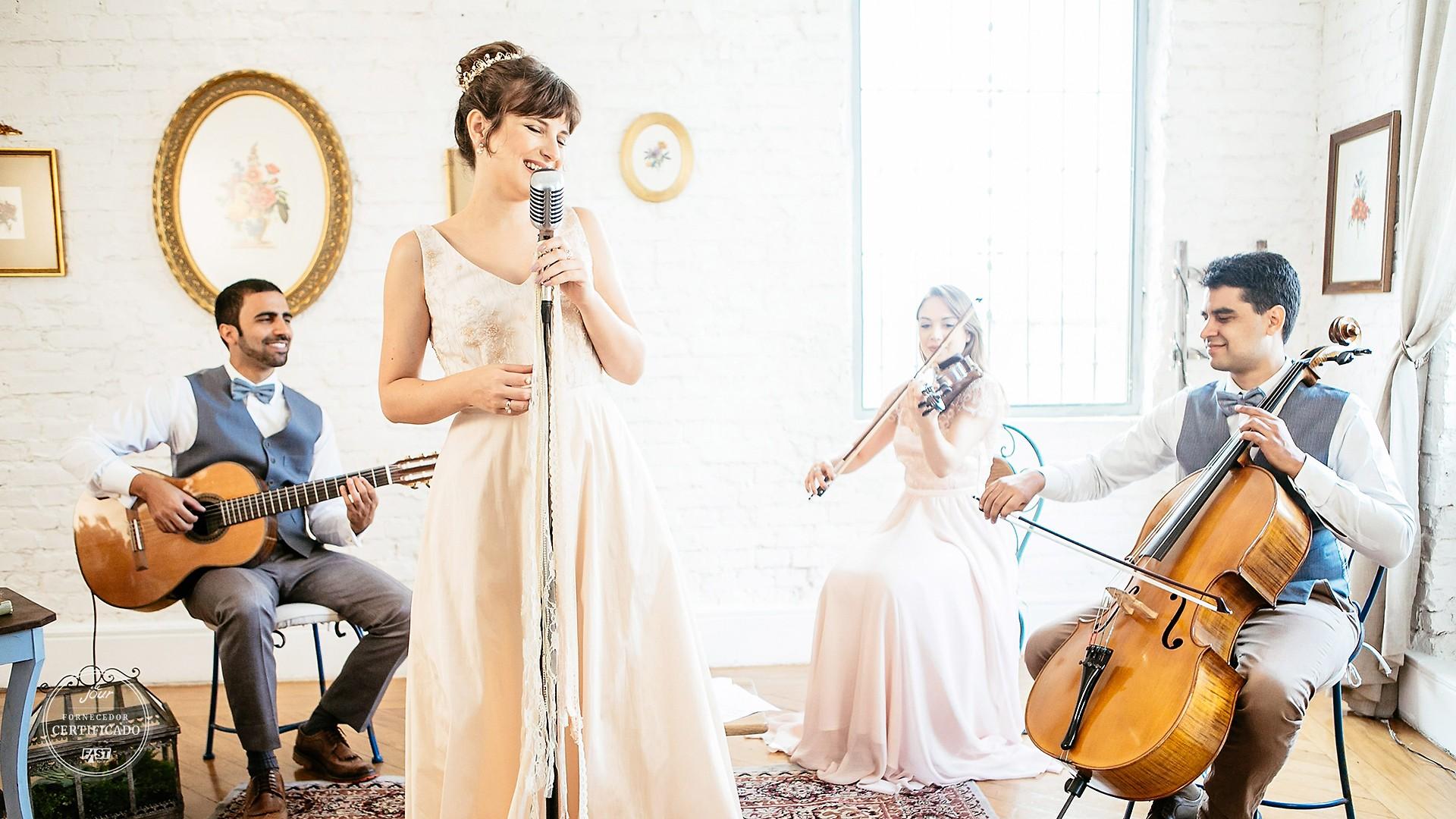 Como escolher as músicas da cerimônia do casamento
