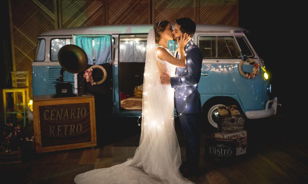 Casamento romântico: Isabela e Gabriel