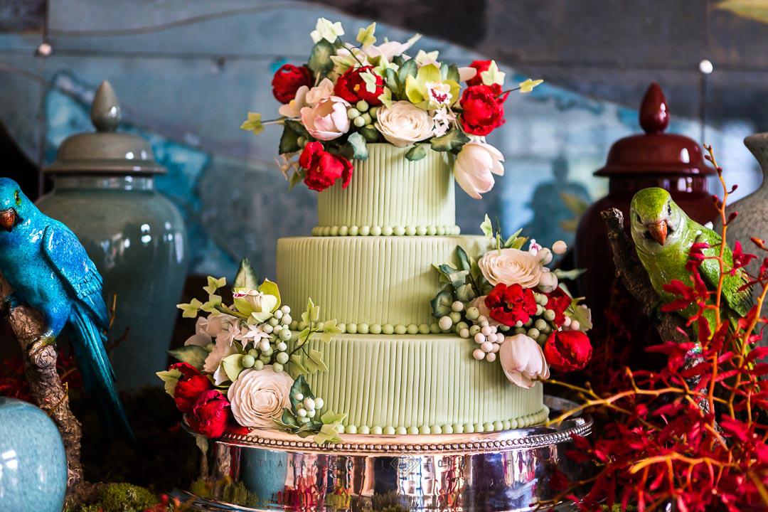 Tipos de bolos para casamento