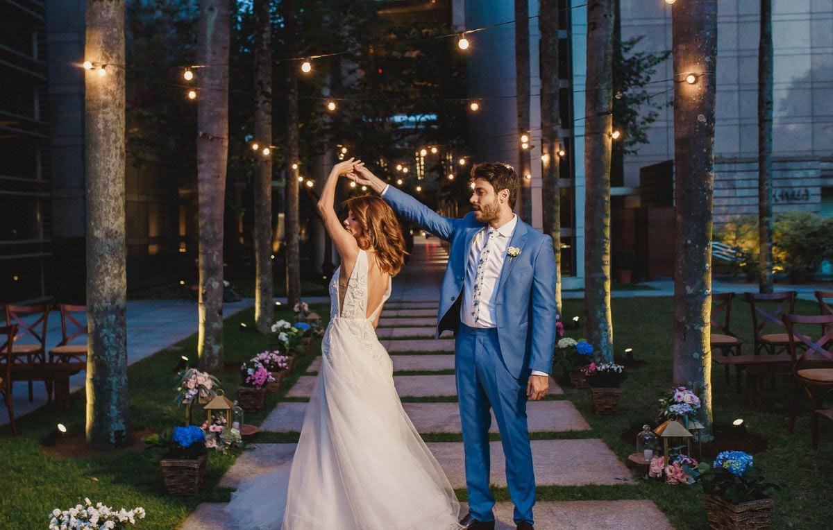Casamento no Grand Hyatt