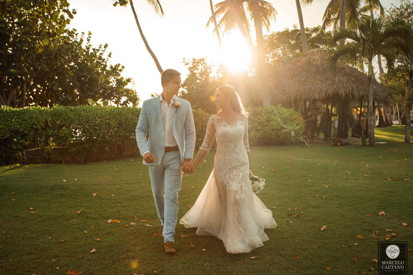 Destination Wedding em Punta Cana: Stephanie e Gustavo