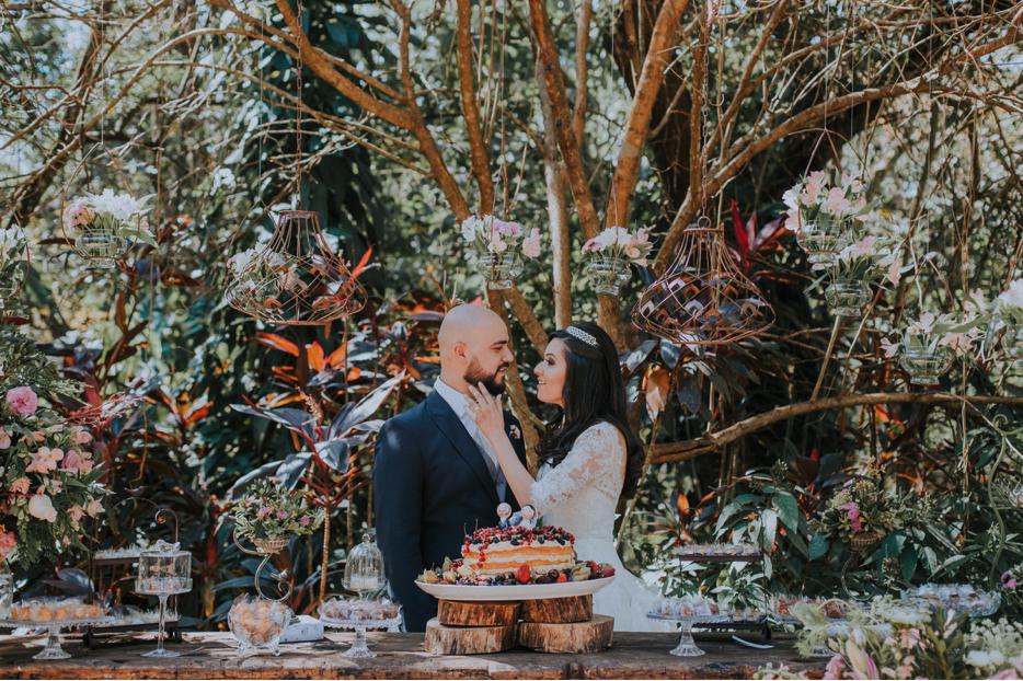 Casamento em Inhotim: Juliana e Valdeck
