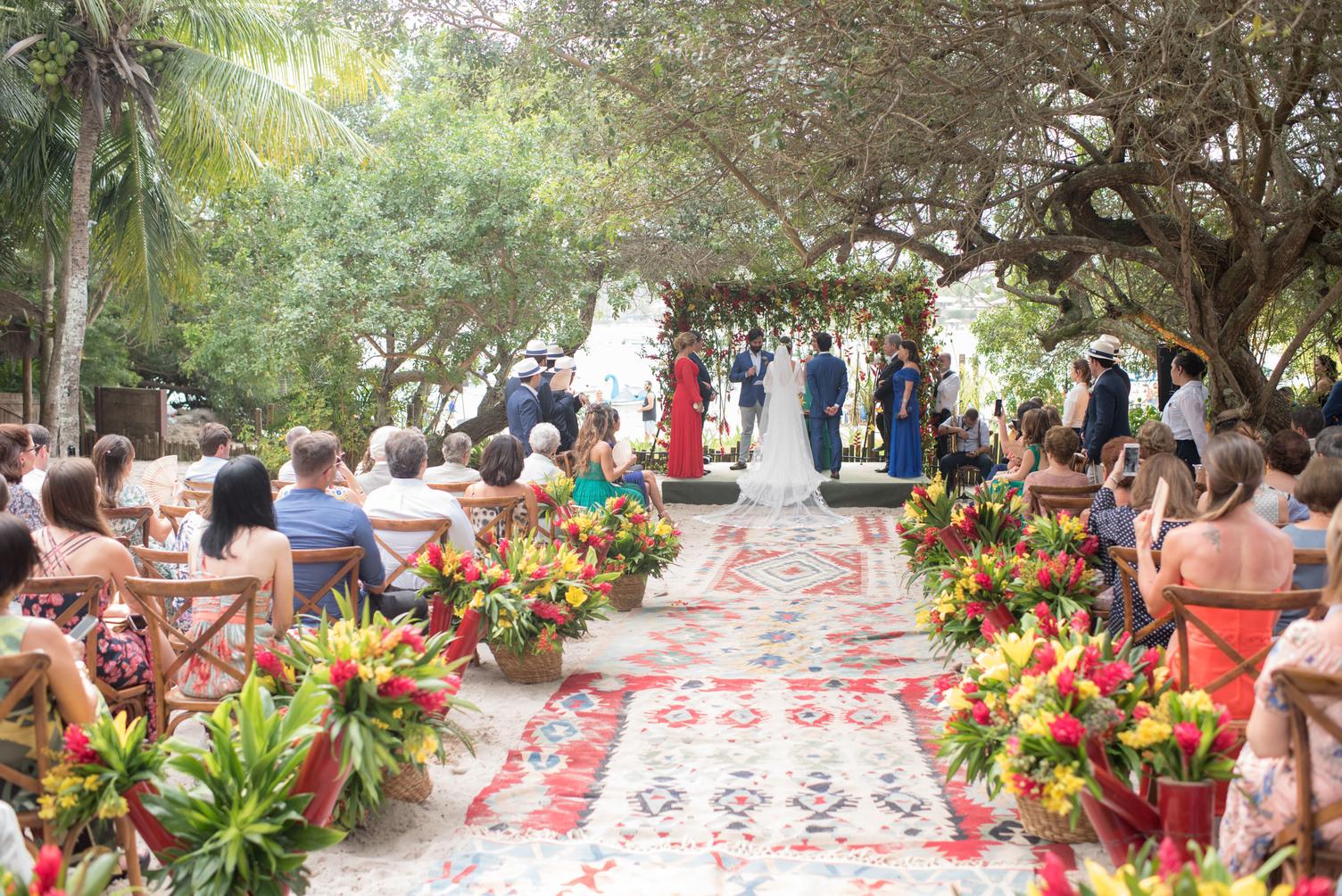 7 sinais de que você encontrou o espaço ideal para o seu casamento