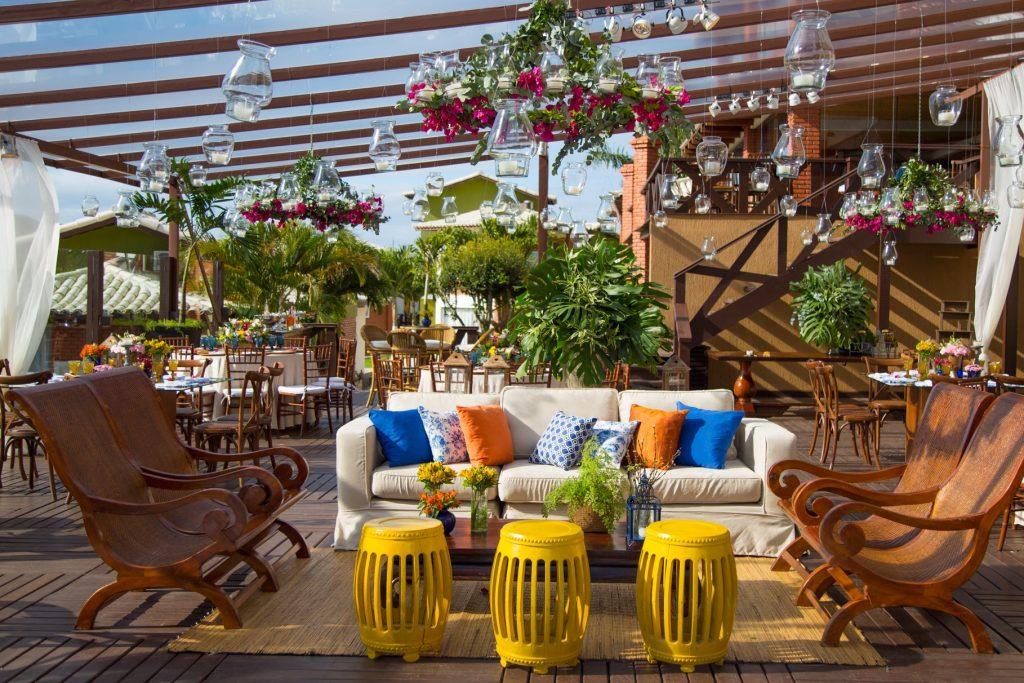 Garden seat: O banco da vez na decoração do casamento