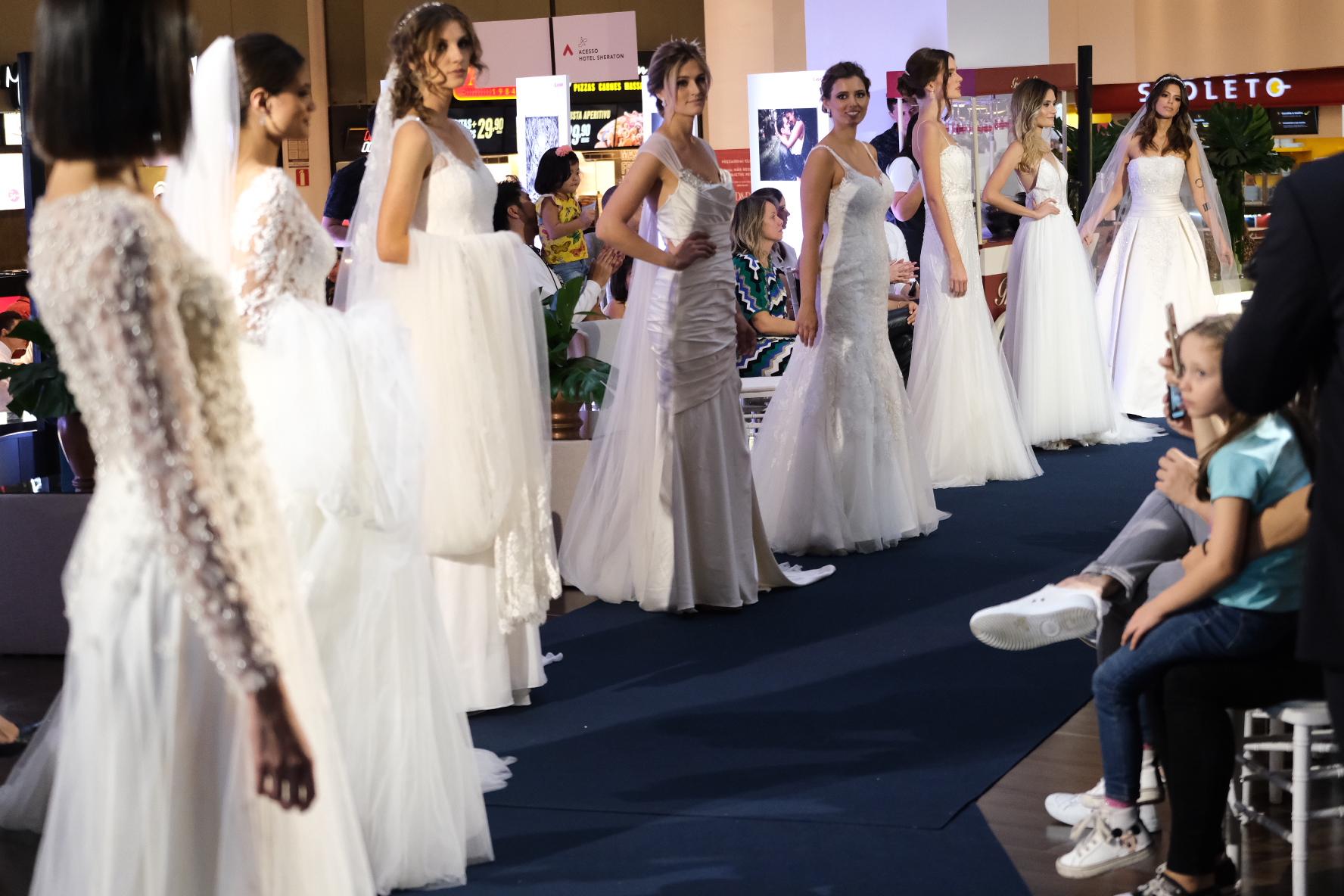 Golden Wedding: Desfile Esposar coleção 2019