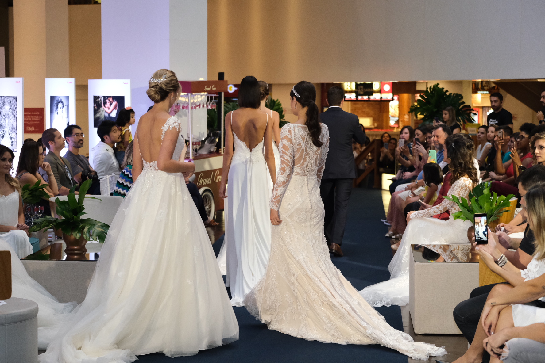 Golden Wedding: Desfile Black Tie coleção 2019