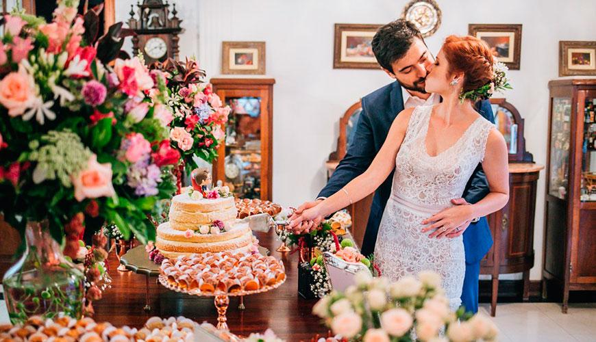 7 tendências para Mini Wedding