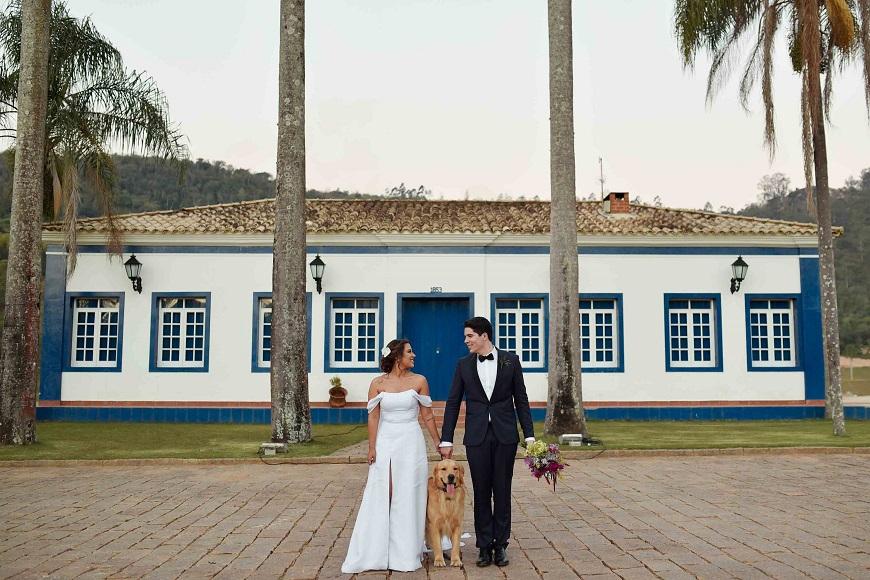 Campo, praia ou cidade. Qual o cenário perfeito para o seu casamento?
