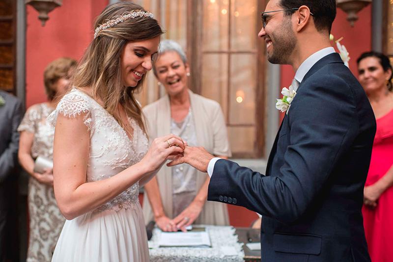 Fotografia de bodas de casamento