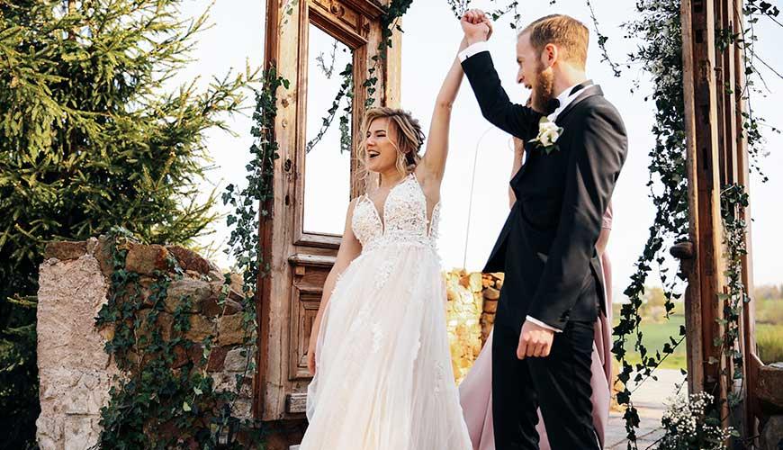 Pacote para casamento: como funciona?