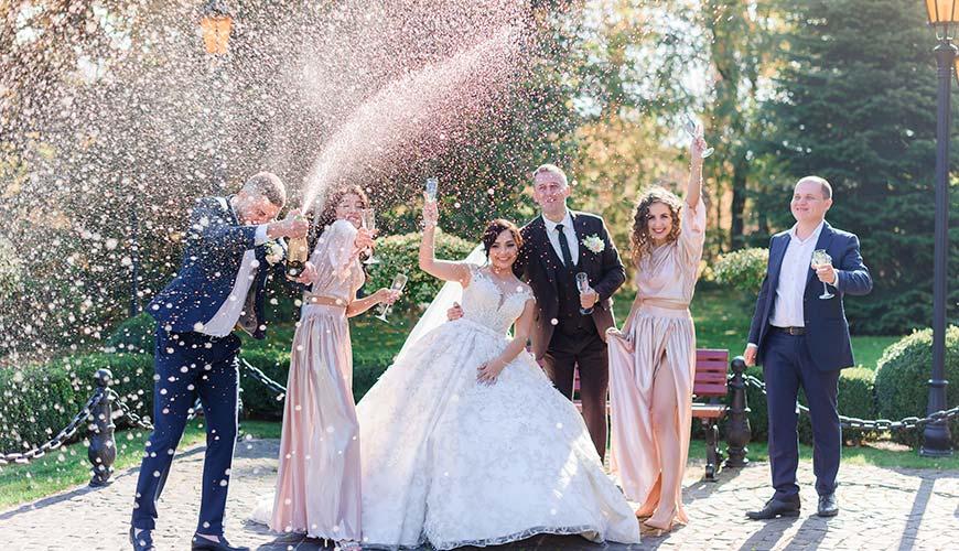 Quanto custa casar? Os 3 principais itens de casamento