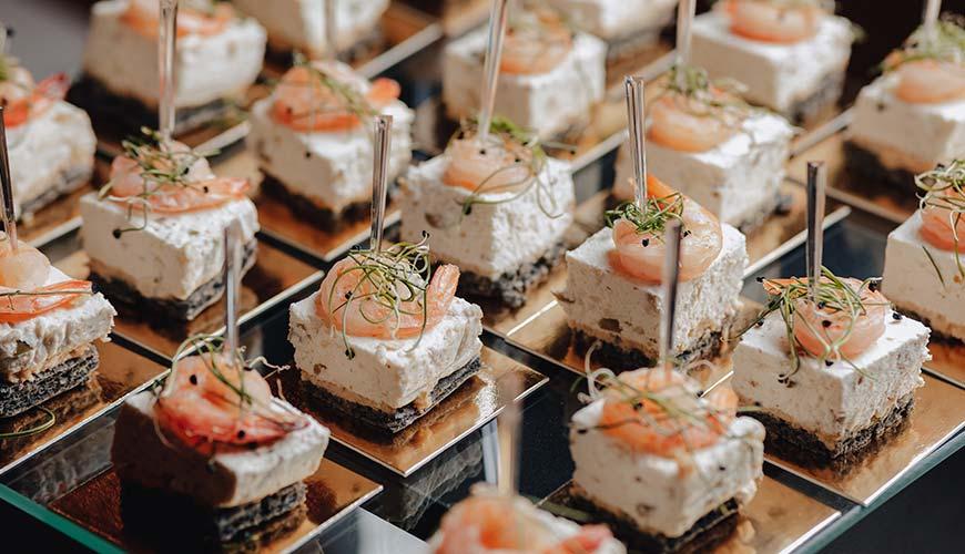 Buffet para casamento: tudo o que você precisa saber