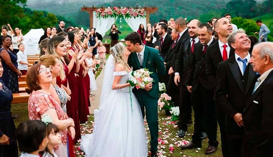 Casamento ao ar livre | Tudo que você precisa saber