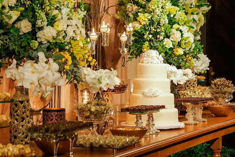 Dri Nardozza decoração de casamento