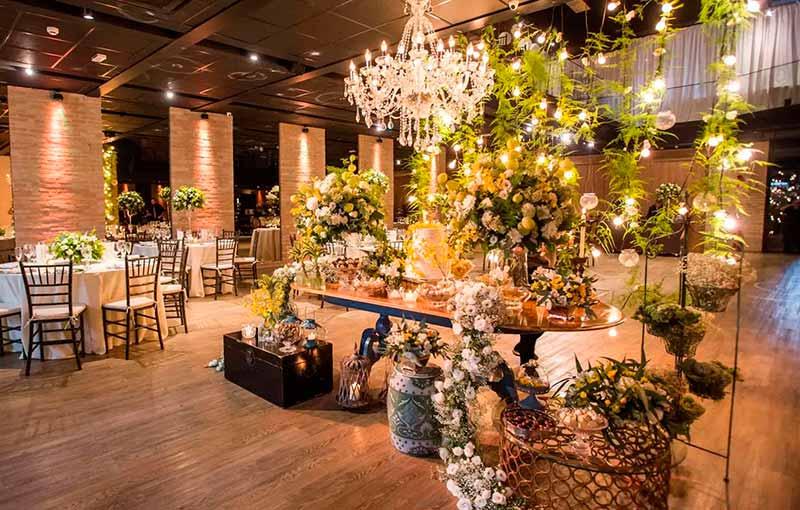 Espaço Wood casamentos em São Paulo