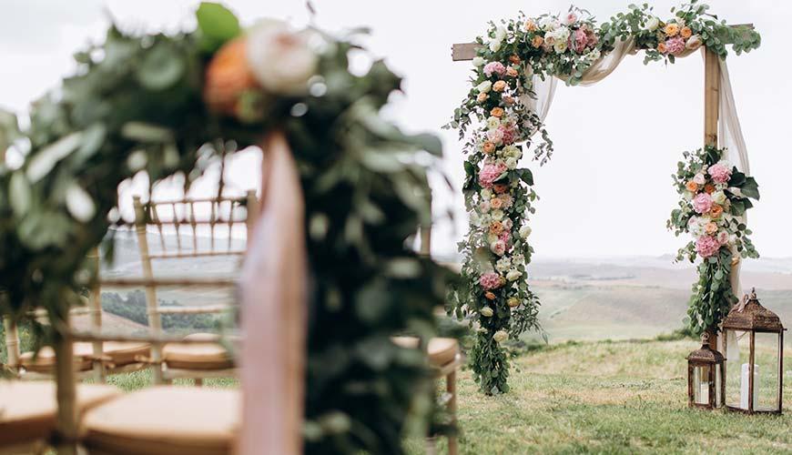 Decoração de Casamento Intimista | Faça a cerimônia dos sonhos