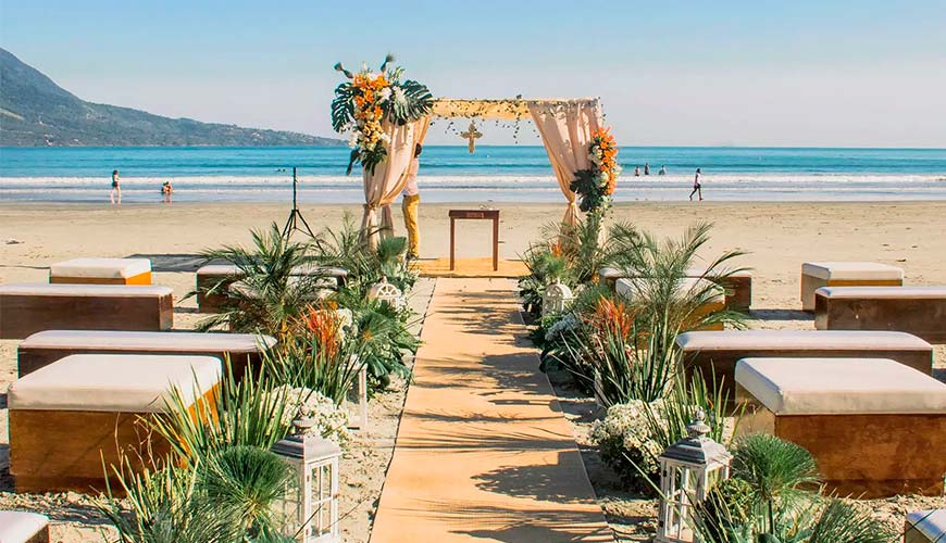 Locais para casamento na praia | Dicas para te ajudar a escolher o melhor